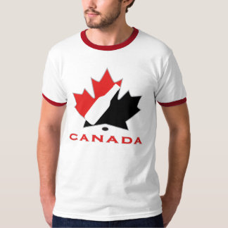 Canadian Beer Team T Shirts