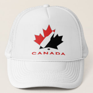 Canadian Beer Team Trucker Hat