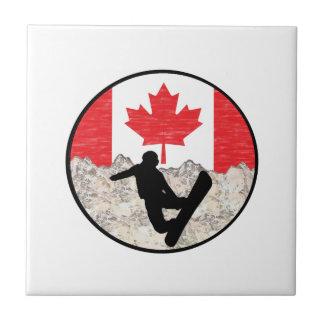 Canadian Boarders Tile