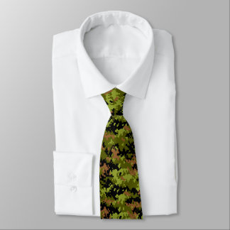 Canadian CADPAT Camo Tie