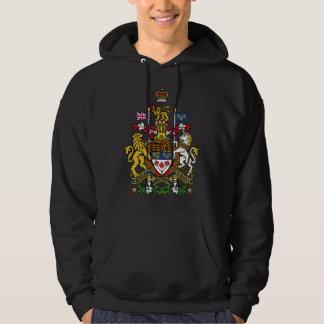 Canadian Coat of Arms Sweatshirts