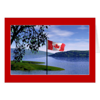 Canadian Colours Card