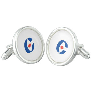Canadian Conservative Party Cuff Links