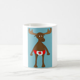 Canadian, Eh? Moose Coffee Mug