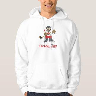 Canadian Eh? Sweatshirts