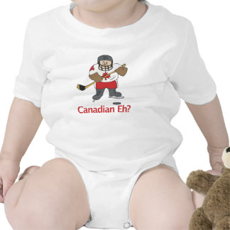 Canadian Eh? Bodysuit
