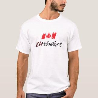 Canadian EHtheist (Light Shirt) T-Shirt
