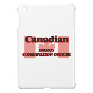Canadian Energy Conservation Officer iPad Mini Case