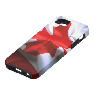 Canadian Flag Case For The iPhone 5