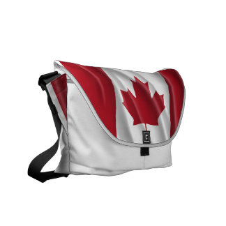 CANADIAN FLAG COMMUTER BAGS