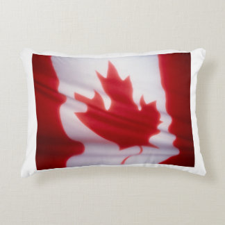 CANADIAN FLAG DECORATIVE PILLOW