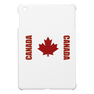 Canadian Flag iPad Mini Cases