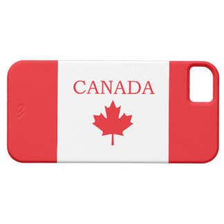 Canadian Flag iPhone 5 Case