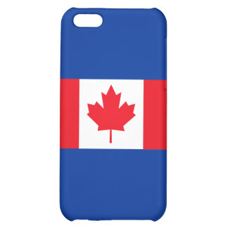 Canadian Flag iPhone 5C Cover
