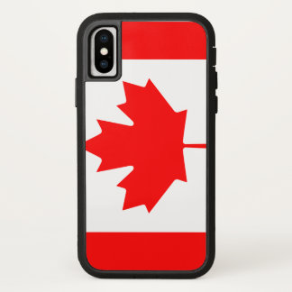 Canadian Flag iPhone X Case