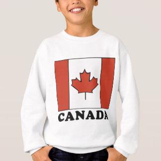 Canadian Flag Kids T Shirt