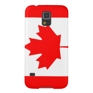 Canadian Flag Phone Case Galaxy S5 Case