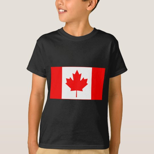 Canadian Flag T shirts and Products