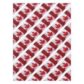 CANADIAN FLAG TABLECLOTH