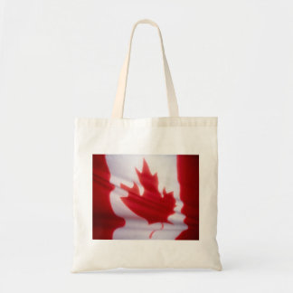 CANADIAN FLAG TOTE BAG