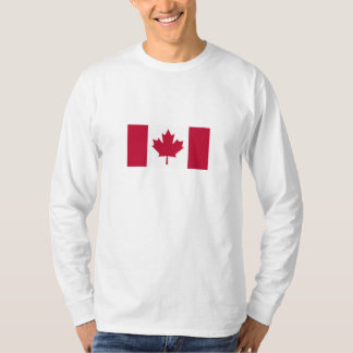Canadian Flag Tshirt