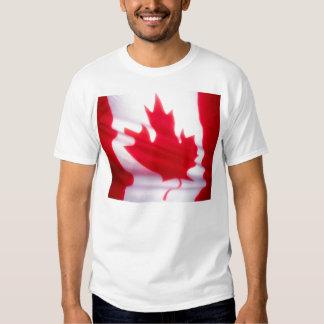 Canadian Flag Tshirts