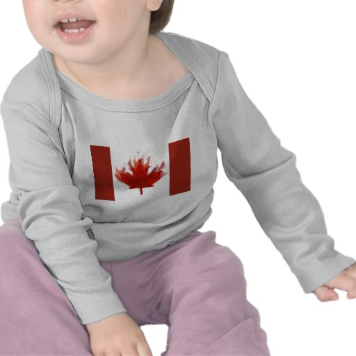 canadian flag with olympic rings tee shirts