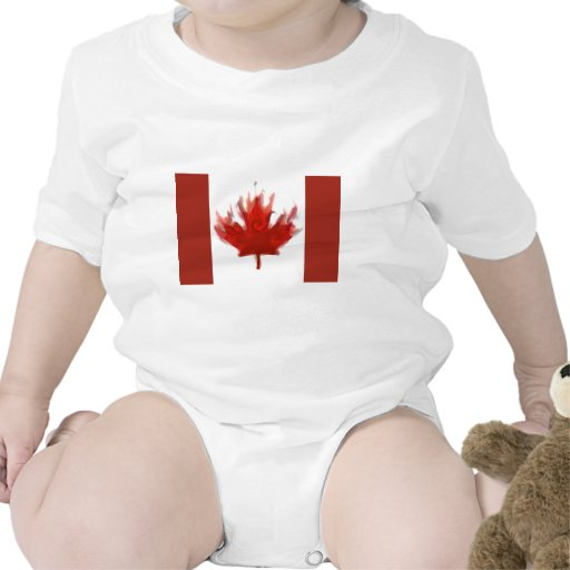 canadian flag with olympic rings t shirts
