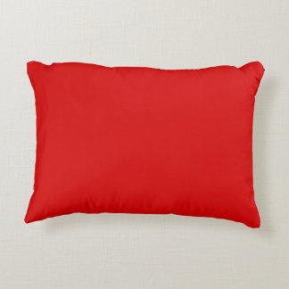 Canadian flag with wood texture decorative pillow