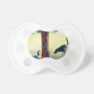 Canadian Geese Pacifier