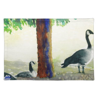 Canadian Geese Placemat