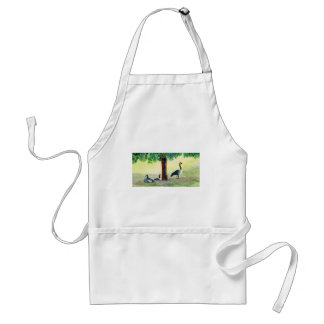 Canadian Geese Standard Apron