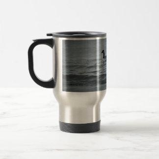 Canadian Geese Travel Mug