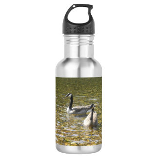 Canadian Geese ~ Water Bottle