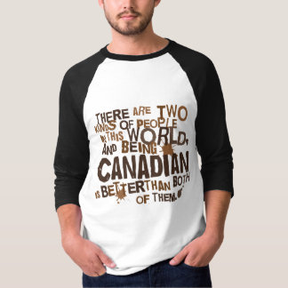 Canadian Gift (Funny) T-Shirt
