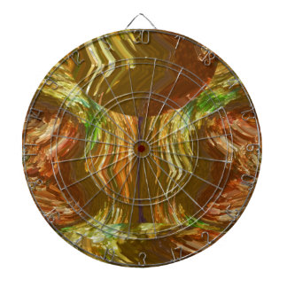 Canadian GOLD Flame Dartboards
