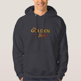 Canadian Gold Hooded Sweatshirts