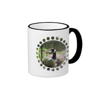 Canadian Goose Nesting Coffee Mug