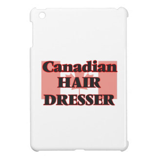 Canadian Hair Dresser iPad Mini Covers