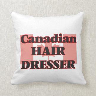 Canadian Hair Dresser Pillows
