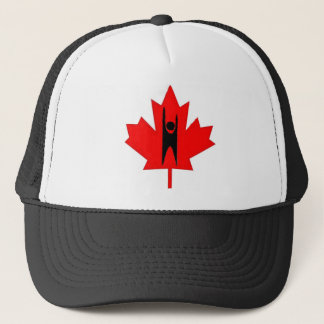 Canadian Humanist Trucker Hat