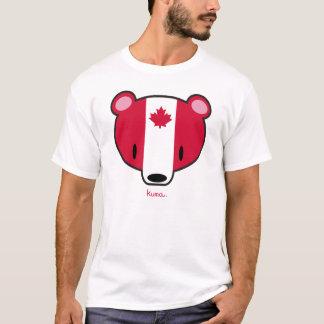 Canadian kuma T-Shirt