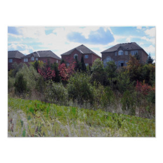 Canadian living homes gardens parks greens love 99 print