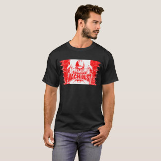 Canadian Machinist T-Shirt
