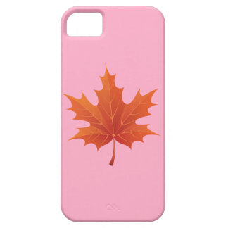 Canadian Maple iPhone 5 Covers