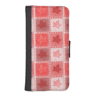 Canadian Maple iPhone 5 Wallets