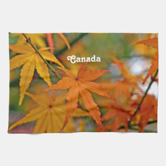 Canadian Maple Kitchen Towel