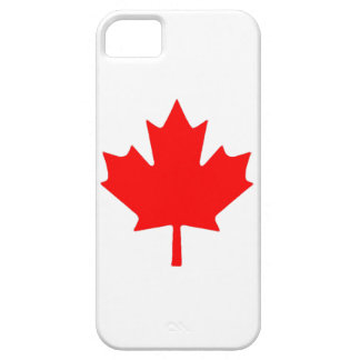 Canadian Maple Leaf Flag Case iPhone 5 Case