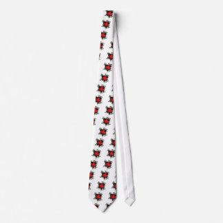 Canadian Maple Leaf (Grunge) Tie