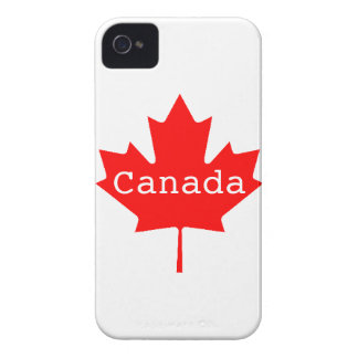 Canadian Maple Leaf iPhone 4/4S Case